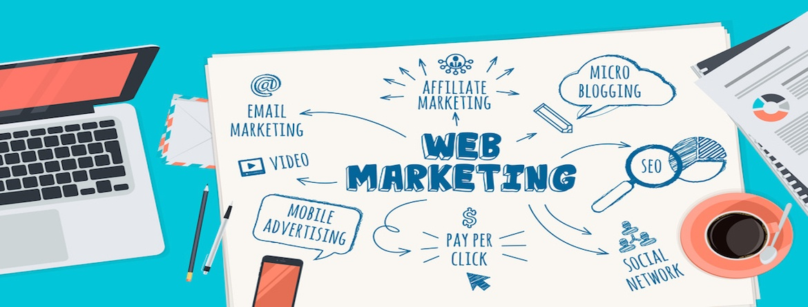 "5 Strumenti ""pilastri"" del Web Marketing"