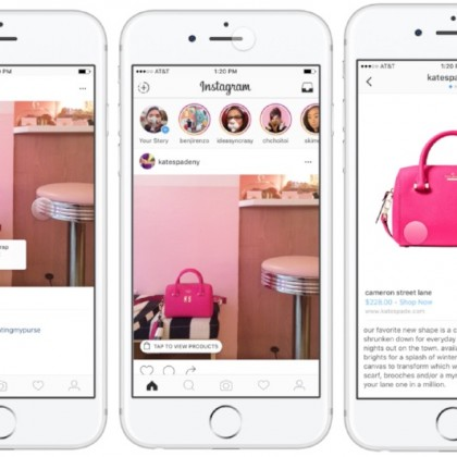 Instagram News Lo shopping approda anche su Instagram
